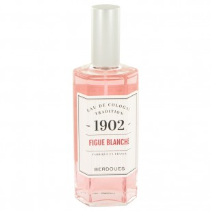 1902 Figue Blanche by Berdoues - Eau De Cologne Spray (Unisex) 125 ml f. dömur