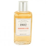 1902 Mandarine Leather by Berdoues - Eau De Cologne (Unisex) 245 ml f. herra