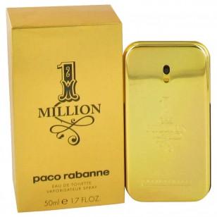 1 Million by Paco Rabanne - Eau De Toilette Spray 50 ml f. herra