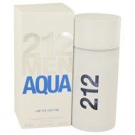 212 Aqua by Carolina Herrera - Eau De Toilette Spray 100 ml f. herra