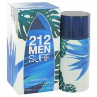 212 Surf by Carolina Herrera - Eau De Toilette Spray (Limited Edition 2014) 100 ml f. herra