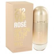 212 VIP Rose by Carolina Herrera - Eau De Parfum Spray 80 ml f. dömur