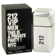 212 Vip by Carolina Herrera - Eau De Toilette Spray 50 ml f. herra