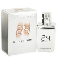 24 Platinum Oud Edition by ScentStory - Eau De Toilette Concentree Spray (Unisex) 100 ml f. herra