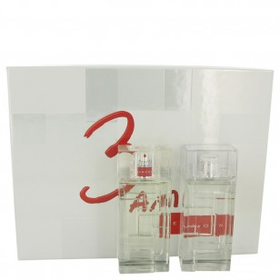3am Sean John by Sean John - Gjafasett -- 3.4 oz Eau De Toilette Spray + 3.4 oz After Shave f. herra