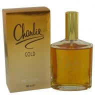 CHARLIE GOLD by Revlon - Eau Fraiche Spray 100 ml f. dömur
