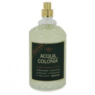 4711 Acqua Colonia Blood Orange & Basil by Maurer & Wirtz - Eau De Cologne Spray (Unisex Tester) 169 ml f. dömur