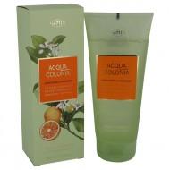 4711 Acqua Colonia Mandarine & Cardamom by Maurer & Wirtz - Shower gel 200 ml f. dömur