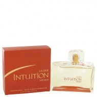 INTUITION by Estee Lauder - Eau De Toilette Spray 100 ml f. herra