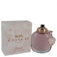 Coach Floral by Coach - Gjafasett -- 3 oz Eau De Parfum Spray + .25 oz Mini EDP Spray + 3.3 oz Body Lotion f. dömur