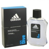 Adidas Ice Dive by Adidas - Eau De Toilette Spray 100 ml f. herra