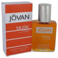 JOVAN MUSK by Jovan - After Shave / Cologne 120 ml f. herra