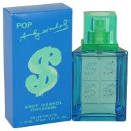 Andy Warhol Pop by Andy Warhol - Eau De Toilette Spray 30 ml f. herra