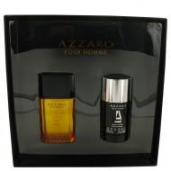 AZZARO by Azzaro - Gjafasett -- 1.7 oz Eau De Toilette Spray + 2.2 oz Deodorant Stick f. herra