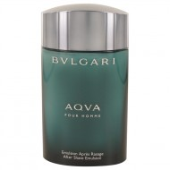 AQUA POUR HOMME by Bvlgari - After Shave Emulsion (Tester) 100 ml f. herra