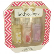 Bodycology Creamy Vanilla by Bodycology - Gjafasett -- Bodycology Set Includes Creamy Vanilla, Sweet Love and Sweet Cotton Candy all in 2.5 oz Body Sprays f. dömur