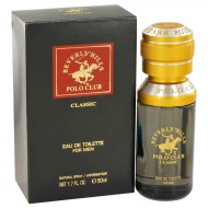 Beverly Hills Polo Club Classic by Beverly Fragrances - Eau De Toilette Spray 50 ml f. herra