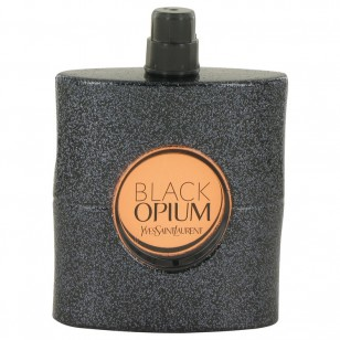 Black Opium by Yves Saint Laurent - Eau De Parfum Spray (Tester) 90 ml f. dömur