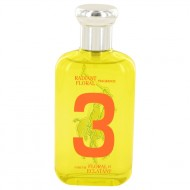 Big Pony Yellow 3 by Ralph Lauren - Eau De Toilette Spray (Tester) 100 ml f. dömur