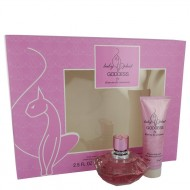 Goddess by Kimora Lee Simmons - Gjafasett -- 3.4 oz Eau De Parfum Spray + 2.5 oz Body Cream f. dömur