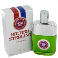 BRITISH STERLING by Dana - After Shave 112 ml f. herra