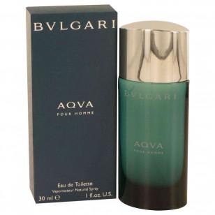 AQUA POUR HOMME by Bvlgari - Eau De Toilette Spray 30 ml f. herra