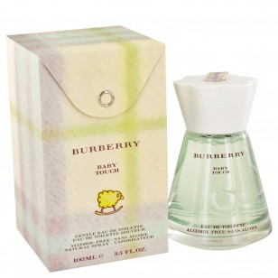 Burberry Baby Touch by Burberry - Alcohol Free Eau De Toilette Spray 100 ml f. dömur