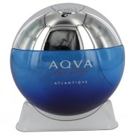 Bvlgari Aqua Atlantique by Bvlgari - Eau De Toilette Spray (Tester with stand) 100 ml f. herra