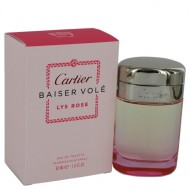 Baiser Vole Lys Rose by Cartier - Eau De Toilette Spray 50 ml f. dömur