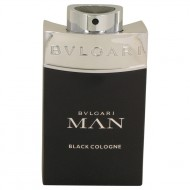 Bvlgari Man Black Cologne by Bvlgari - Eau De Toilette Spray (Tester) 100 ml f. herra