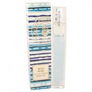 Blue Rush (Caribbean Joe) by Caribbean Joe - Eau De Parfum Spray 100 ml f. dömur