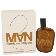 Comme des Garcons 2 by Comme des Garcons - Eau De Toilette Spray 50 ml f. herra