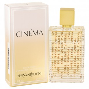 Cinema by Yves Saint Laurent - Eau De Toilette Spray 50 ml f. dömur