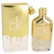 CK One Gold by Calvin Klein - Eau De Toilette Spray (Unisex) 100 ml f. herra