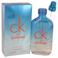 CK ONE Summer by Calvin Klein - Eau De Toilette Spray (2017) 100 ml f. herra
