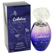Cabotine Cristalisme by Parfums Gres - Eau De Toilette Spray 100 ml f. dömur