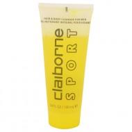 CLAIBORNE SPORT by Liz Claiborne - Hair & Body Cleanser 100 ml f. herra