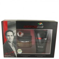 Daytona 500 by Elizabeth Arden - Gjafasett -- 1.7 oz Eau De Toilette Spray + 3.4 oz After Shave Balm f. herra