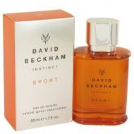 David Beckham Instinct Sport by David Beckham - Eau De Toilette Spray 50 ml f. herra