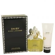 Daisy by Marc Jacobs - Gjafasett -- 3.4 oz Eau De Toilette Spray + 2.5 oz Body Lotion f. dömur