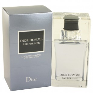 Dior Homme Eau by Christian Dior - After Shave Lotion 100 ml f. herra