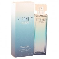 Eternity Aqua by Calvin Klein - Eau De Parfum Spray 50 ml f. dömur