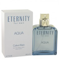 Eternity Aqua by Calvin Klein - Eau De Toilette Spray 200 ml f. herra