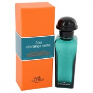 EAU D'ORANGE VERTE by Hermes - Eau De Cologne Spray Refillable (Unisex) 50 ml f. dömur