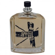 Extreme Limite Rock by Jeanne Arthes - Eau De Toilette Spray (Tester) 100 ml f. herra