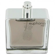 Euphoria by Calvin Klein - Eau De Toilette Spray (Tester) 100 ml f. herra