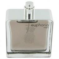 Euphoria by Calvin Klein - Eau De Toilette Spray (Tester) 100 ml f. herra