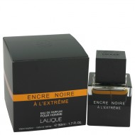 Encre Noire A L'extreme by Lalique - Eau De Parfum Spray 50 ml f. herra