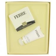 FERRE by Gianfranco Ferre - Gift Set -- 1.7 oz Eau De Parfum Spray + 2.5 oz Body Lotion f. dömur