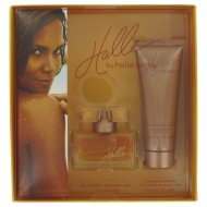 Halle by Halle Berry - Gift Set -- 1 oz Eau De Parfum Spray + 2.5 oz Body Lotion f. dömur